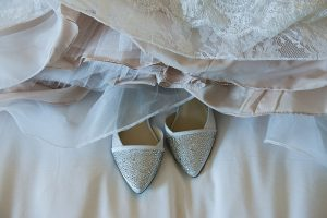 A Country Glam Wedding in Manitoba - Shoes