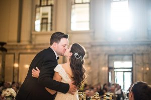 A Country Glam Wedding in Manitoba - Bride and Groom