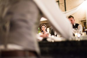 A Country Glam Wedding in Manitoba - Bride