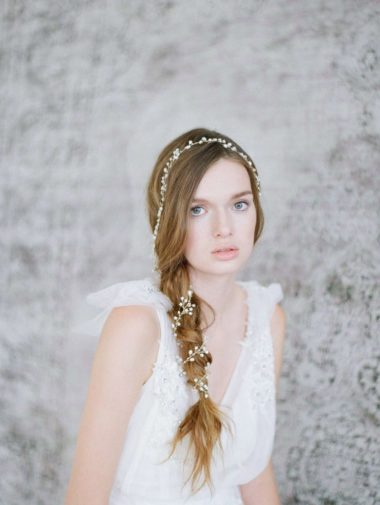 Bridal Headpieces to Glam Up Your Wedding Look - Twigs and Honey