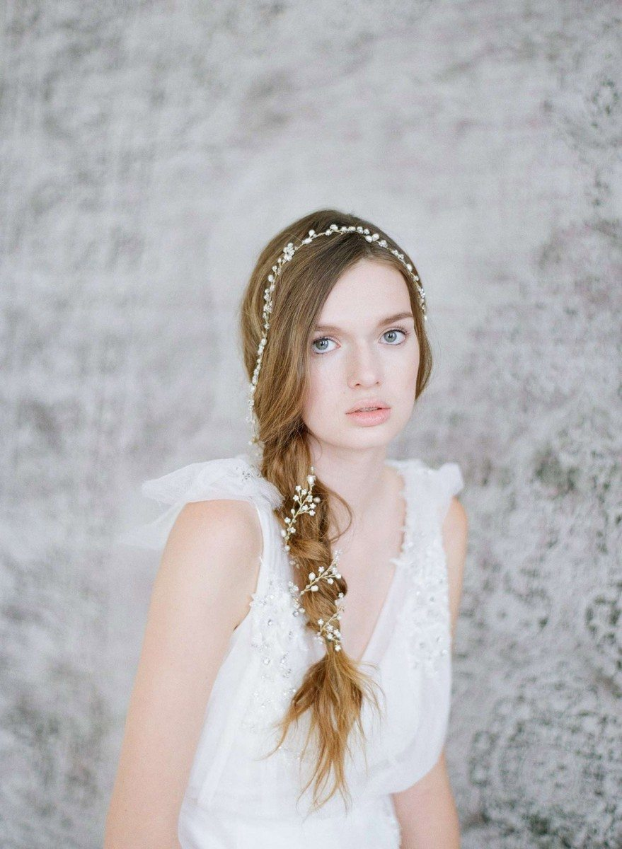 Gorgeous Bridal Headpieces To Complete Your Wedding Look | Weddingbells