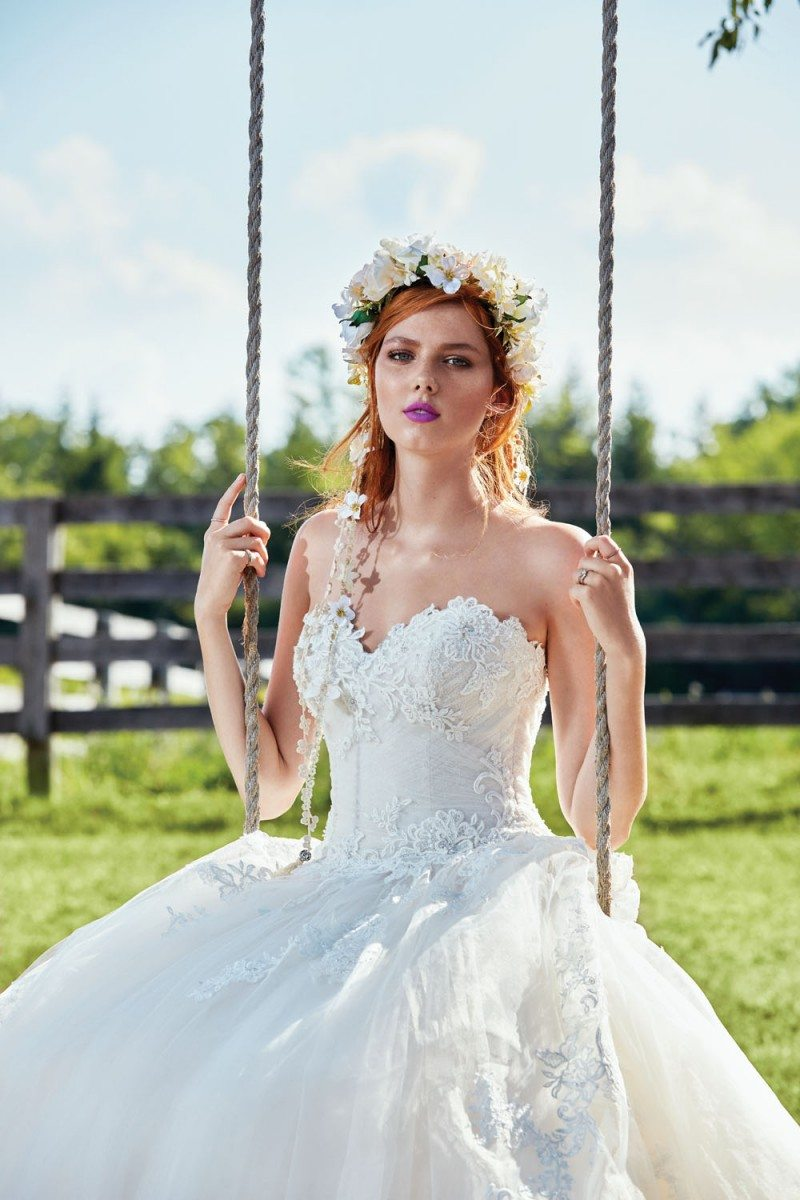 The Dreamiest Modern Boho Bridal Gowns