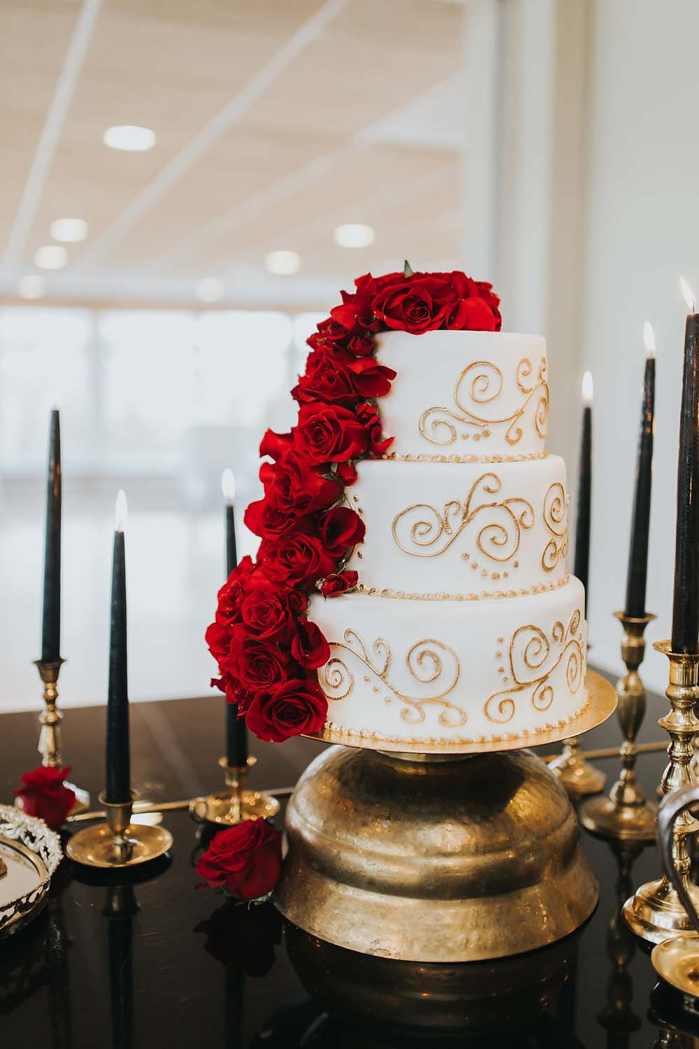 Beauty And The Beast-Inspired Details For A Fairy Tale Wedding ...