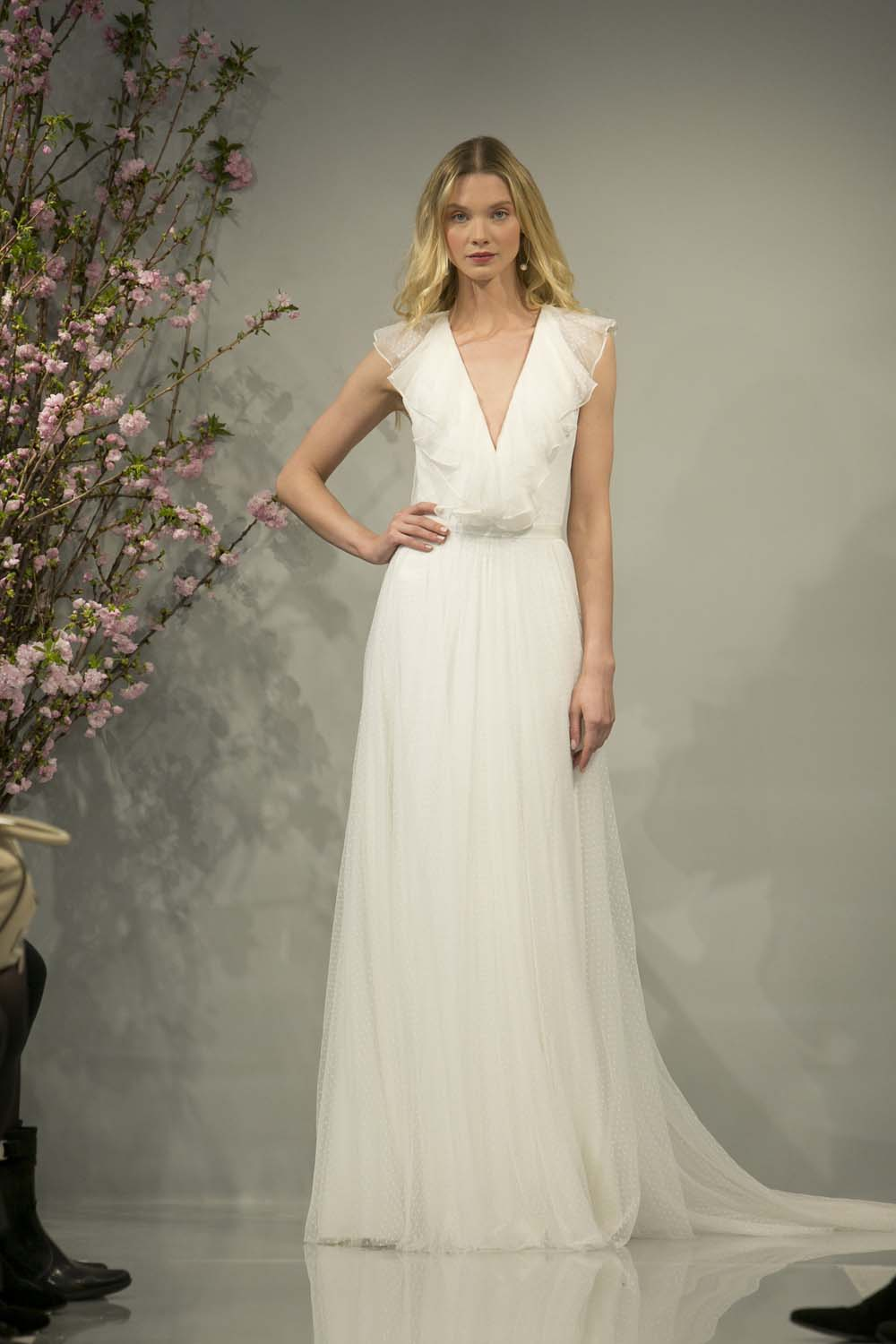 Attractive Theia Harlow Sequin Gown Elaboration - Best Evening Gown ...