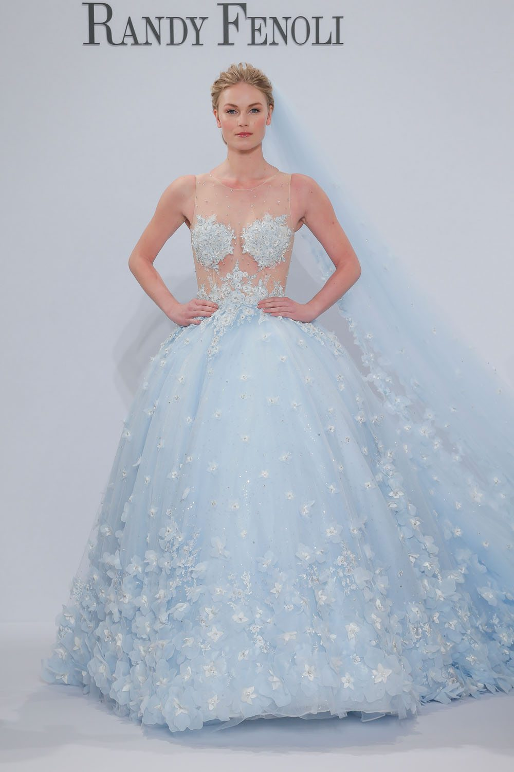 The Top Wedding Dress Trends For Spring 2018 | Weddingbells