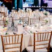 An Elegant White and Gold Wedding in Quebec City -