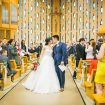 A Gorgeous Glam Industrial Wedding in Toronto - Kiss