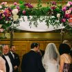 a whimsical modern fairytale wedding in toronto - ceremony