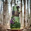 best wedding cakes - rococoa butter