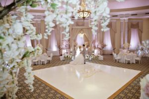 classic luxe wedding in ottawa ontario - bride and groom