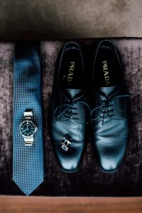 luxurious fall wedding in downtown toronto - groom's accessories