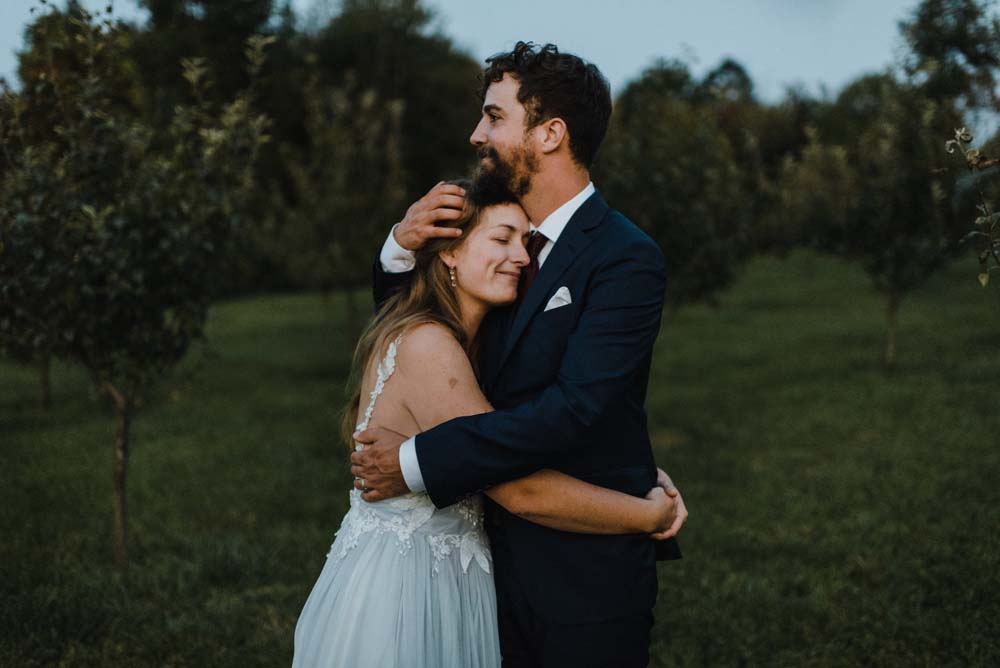 ten wedding-day moments that will melt your heart - bride and groom