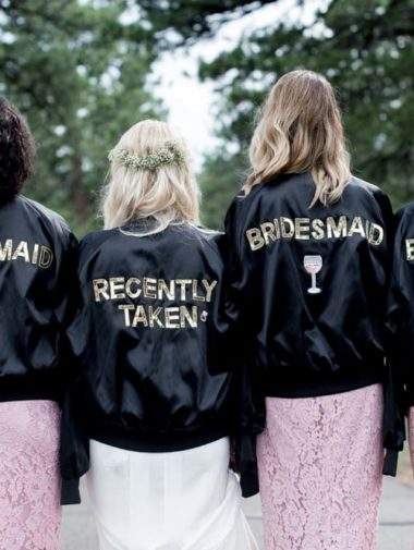 15 Beautiful Bridesmaids Dresses Worn By Real Bridesmaids - Bridesmaid Dresses