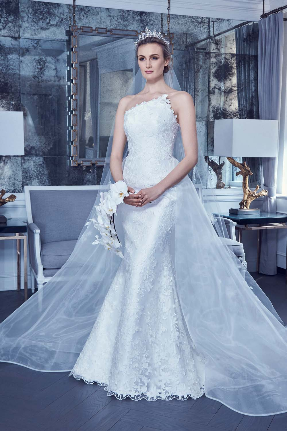 Romona Keveza Collection Spring 2019 Wedding Dresses | Weddingbells