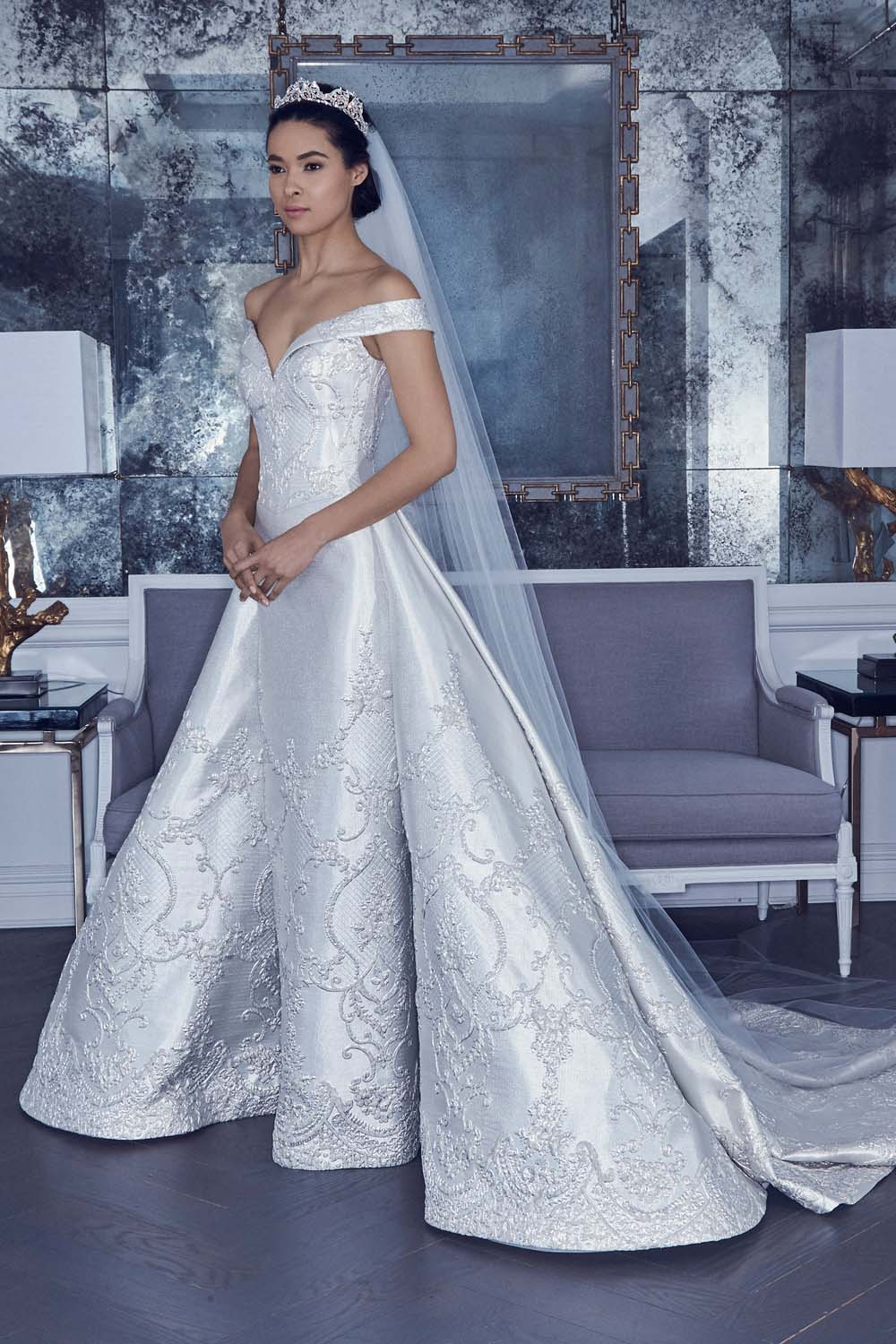 Beautiful J Aton Wedding Gowns Mold - All Wedding Dresses ...