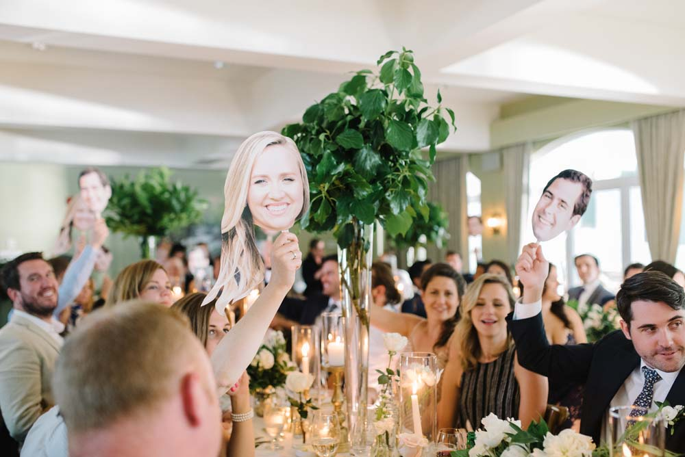 Five Entertaining Wedding Reception Games - Who's Most Likely To?