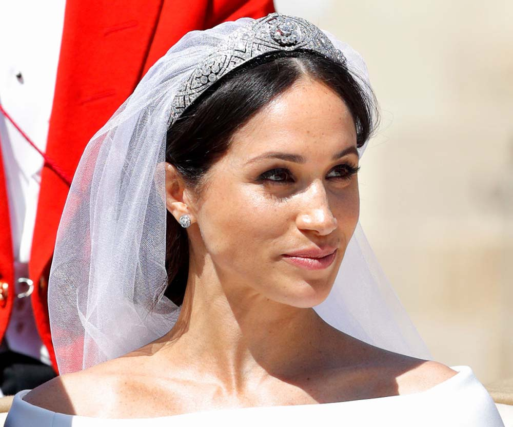 Meghan Markle doesnt do her own makeup anymore - find out