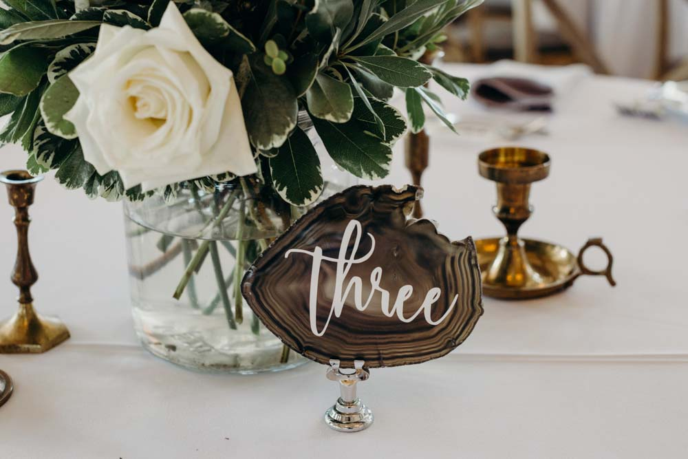 A Rustic-Chic Farm Wedding Outside Of Ottawa - table number