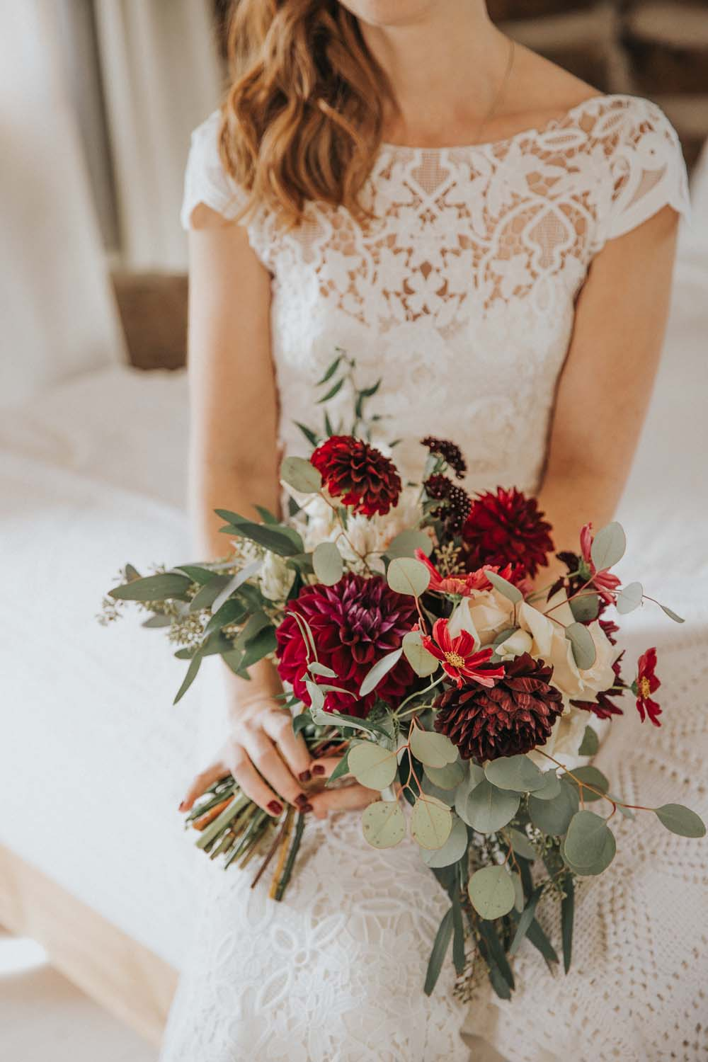 A magical fall wedding in Prince Edward County - Bouquet