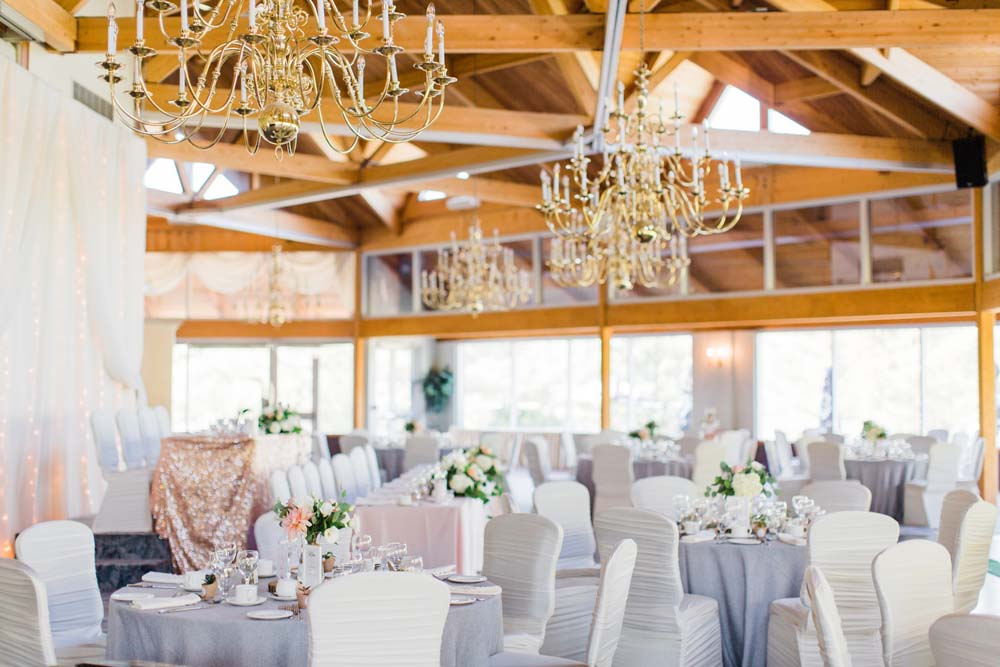 A Rustic, Whimsical Wedding in Tottenham - Reception