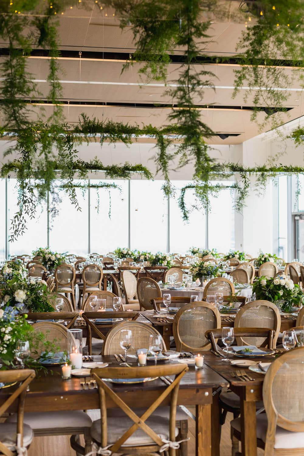 This Toronto Wedding Brings Nature to the City - Venue