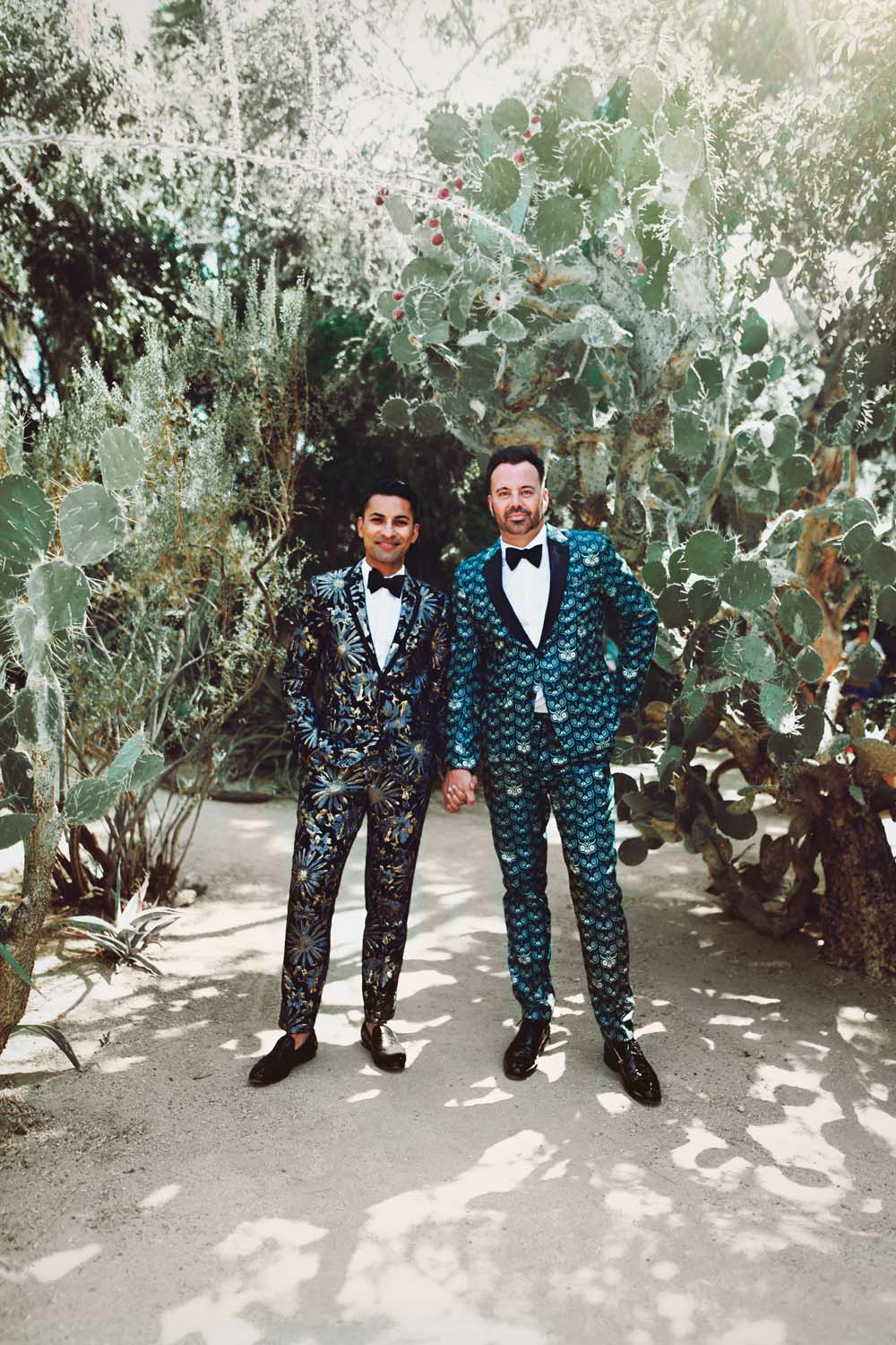 from Alan palm springs gay wedding package