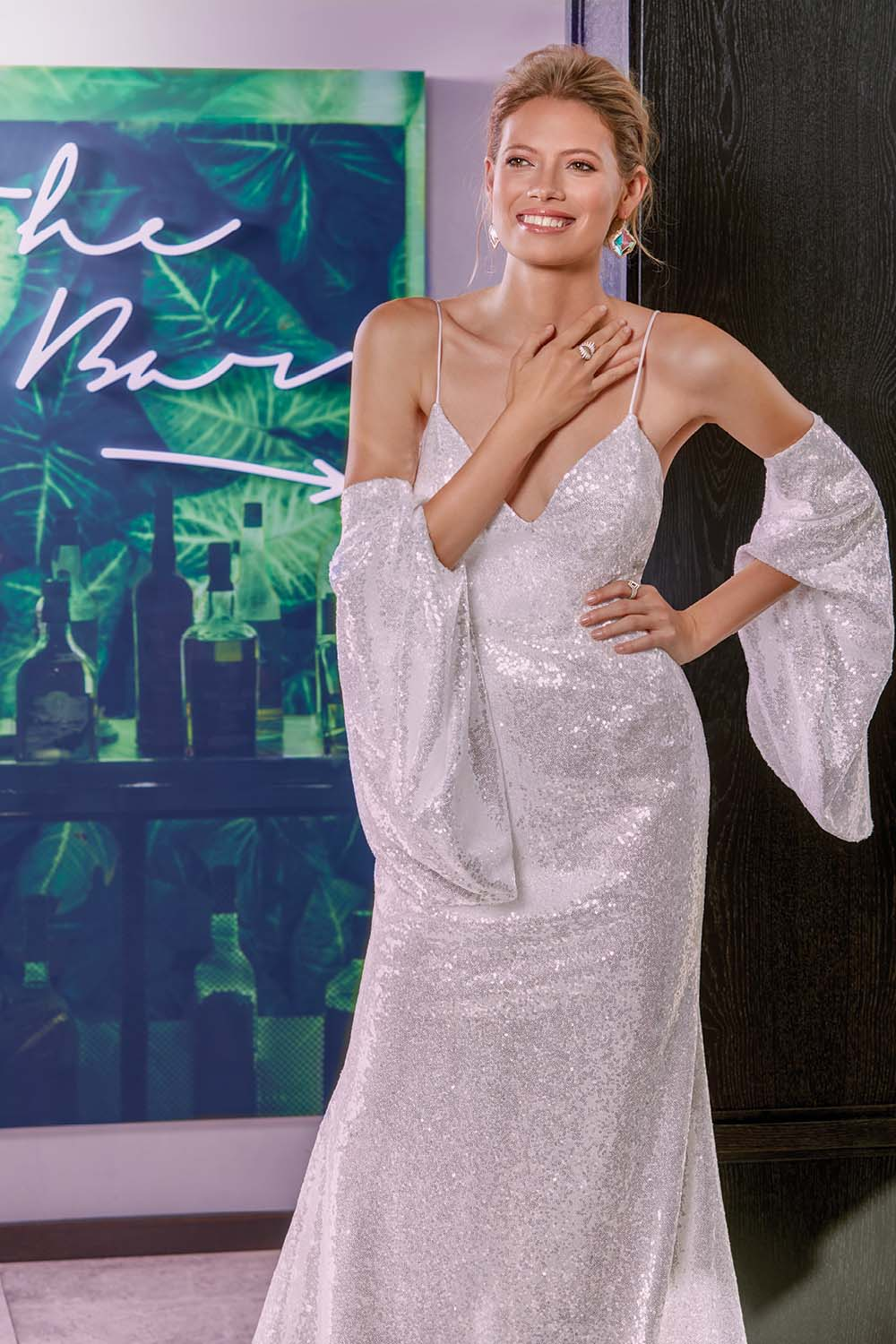 London Is The Perfect Backdrop For These Haute Bridal Gowns - & For Love Dress