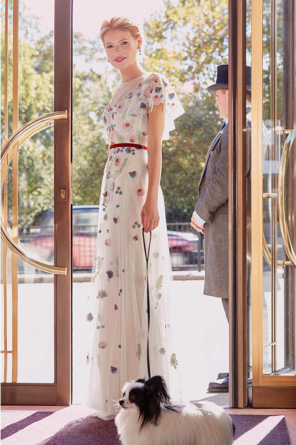 London Is The Perfect Backdrop For These Haute Bridal Gowns - Willowby by Watters Dress