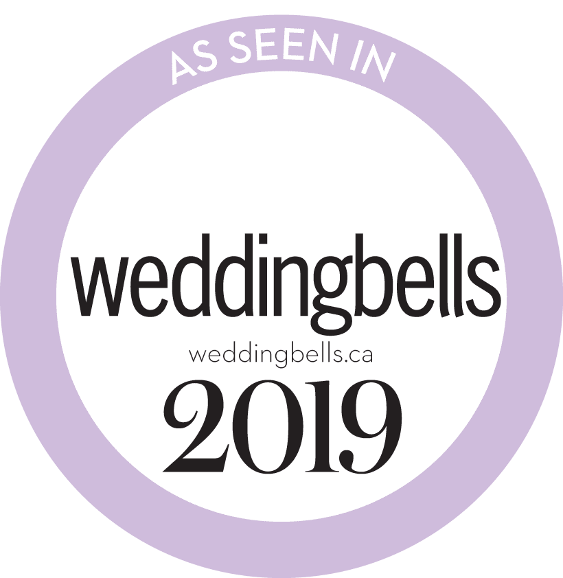 Featured in Wedding Bells 2019