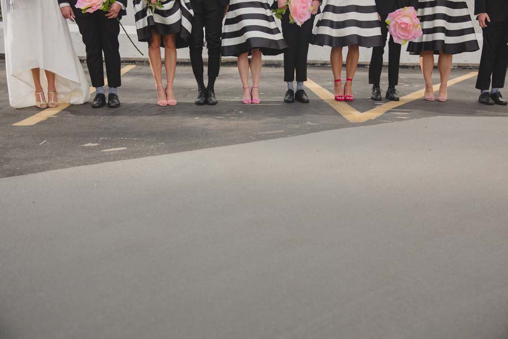 A Kate Spade Inspired Wedding in Edmonton, Alberta - Squad shoes