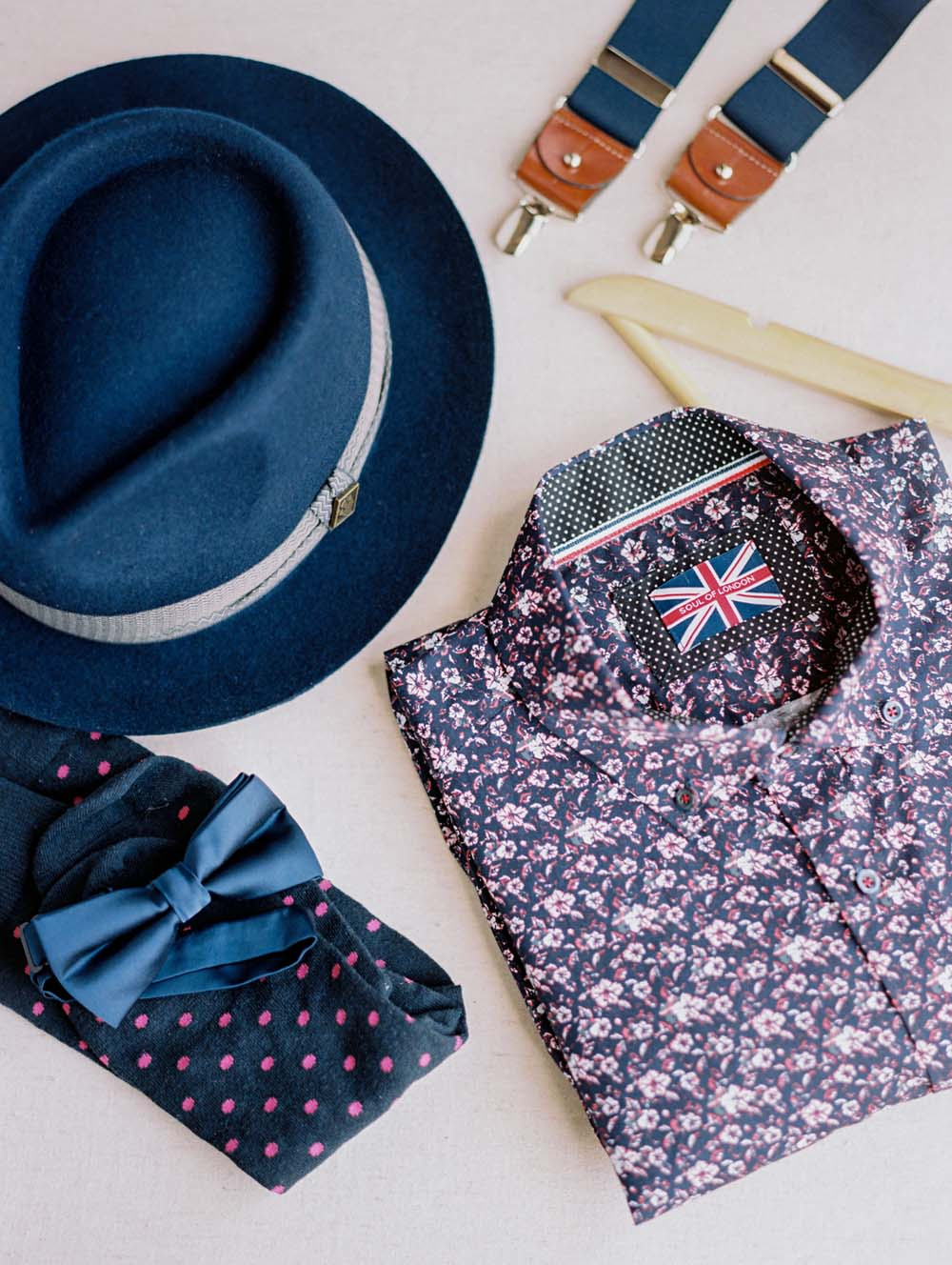 A Quirky Non-Traditional Wedding in Kitchener, Ontario - Groom's attire