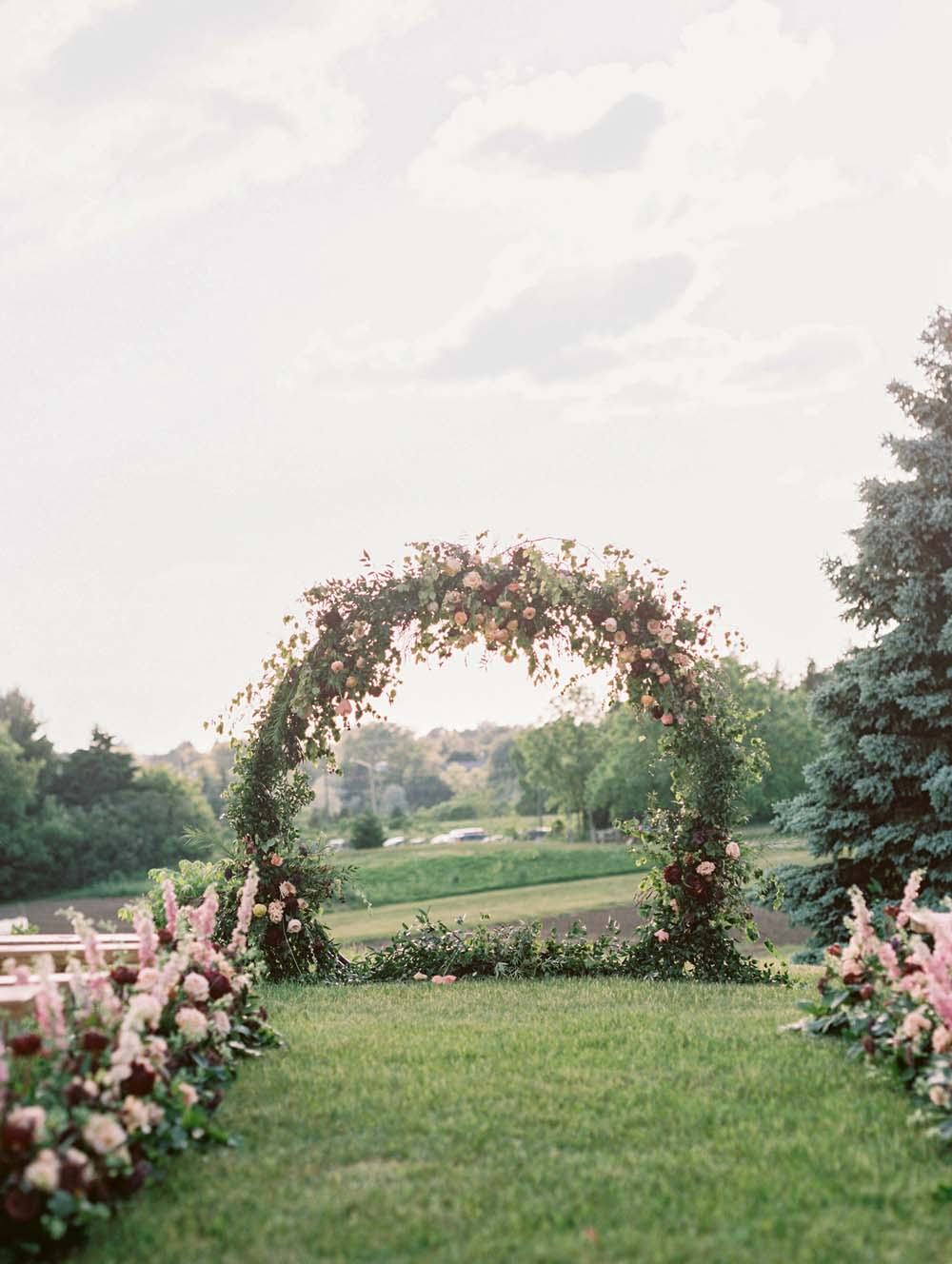 A Quirky Non-Traditional Wedding in Kitchener, Ontario - Arbor