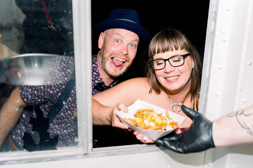 A Quirky Non-Traditional Wedding in Kitchener, Ontario - The Crazy Canuck