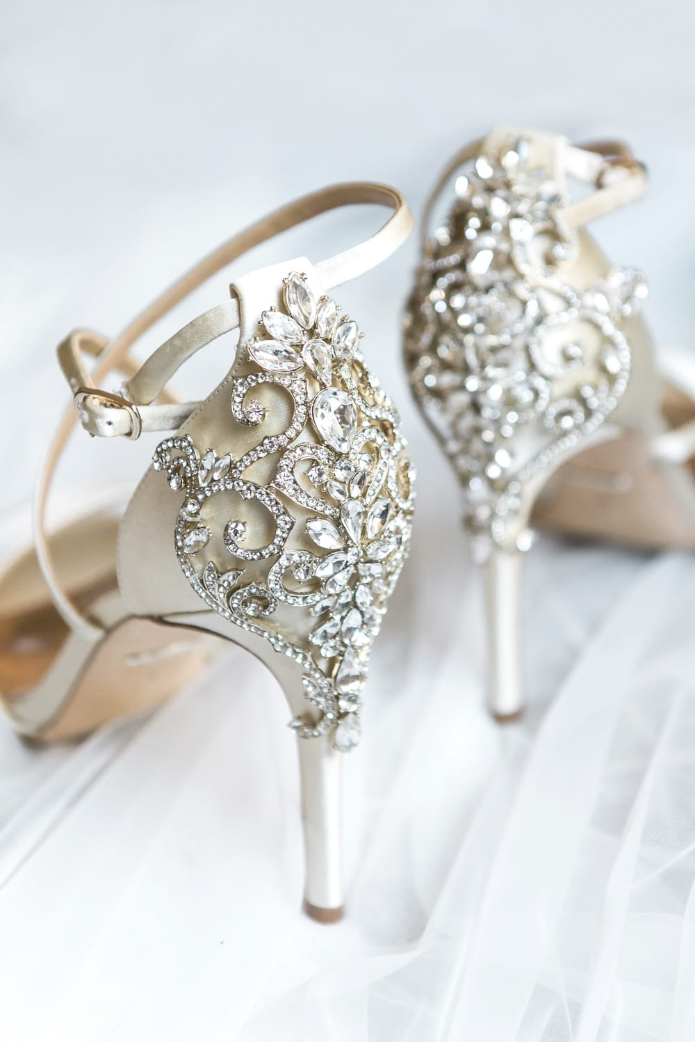 A Vintage Persian Wedding in Vancouver - Shoes