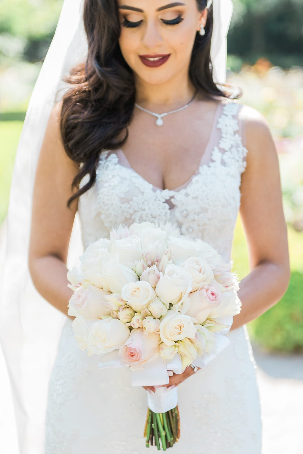 A Vintage Persian Wedding in Vancouver - Bouquet