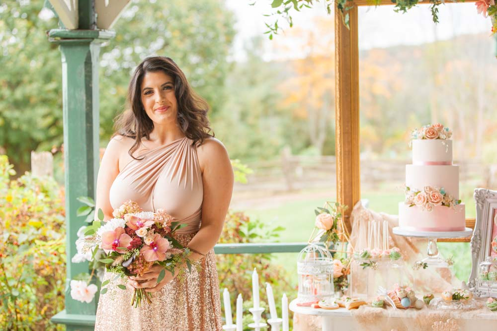 Henkaa Spring/Summer 2019 Bridesmaid Dresses - Champagne