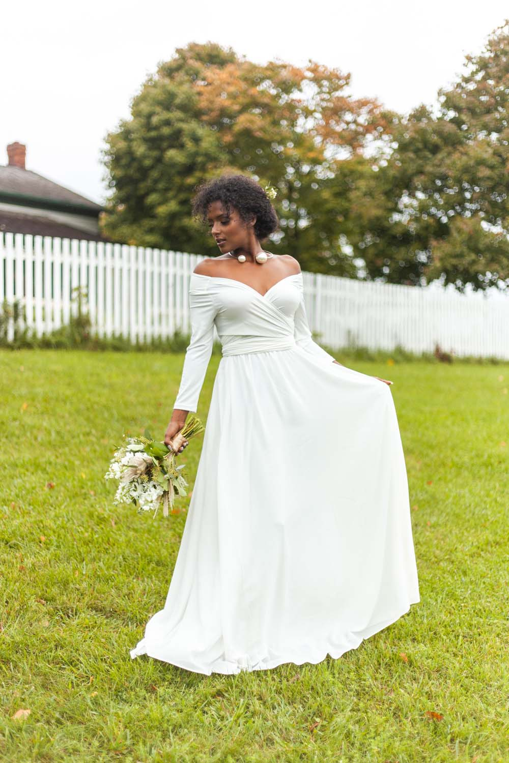 Henkaa Spring/Summer 2019 Bridesmaid Dresses - In The Field