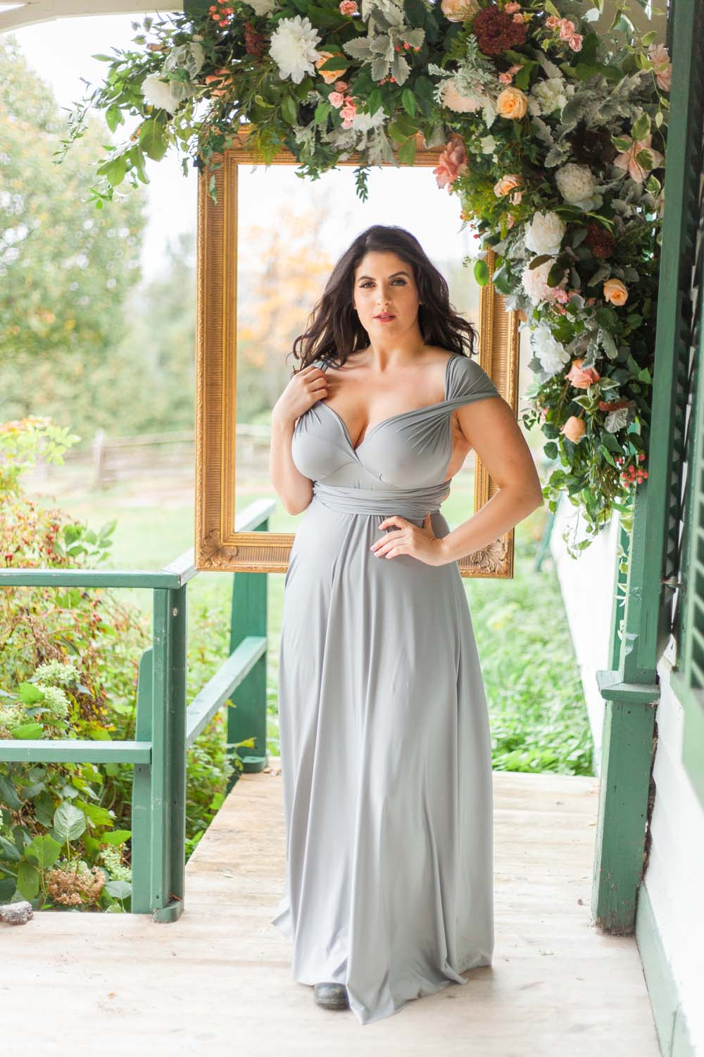 Henkaa Spring/Summer 2019 Bridesmaid Dresses - In Front of Frame