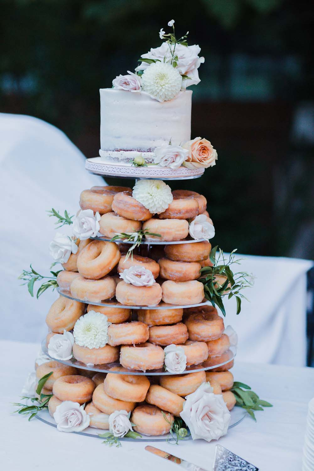 A Whimsical Wedding at Windmill Point, Ontario - Sweets