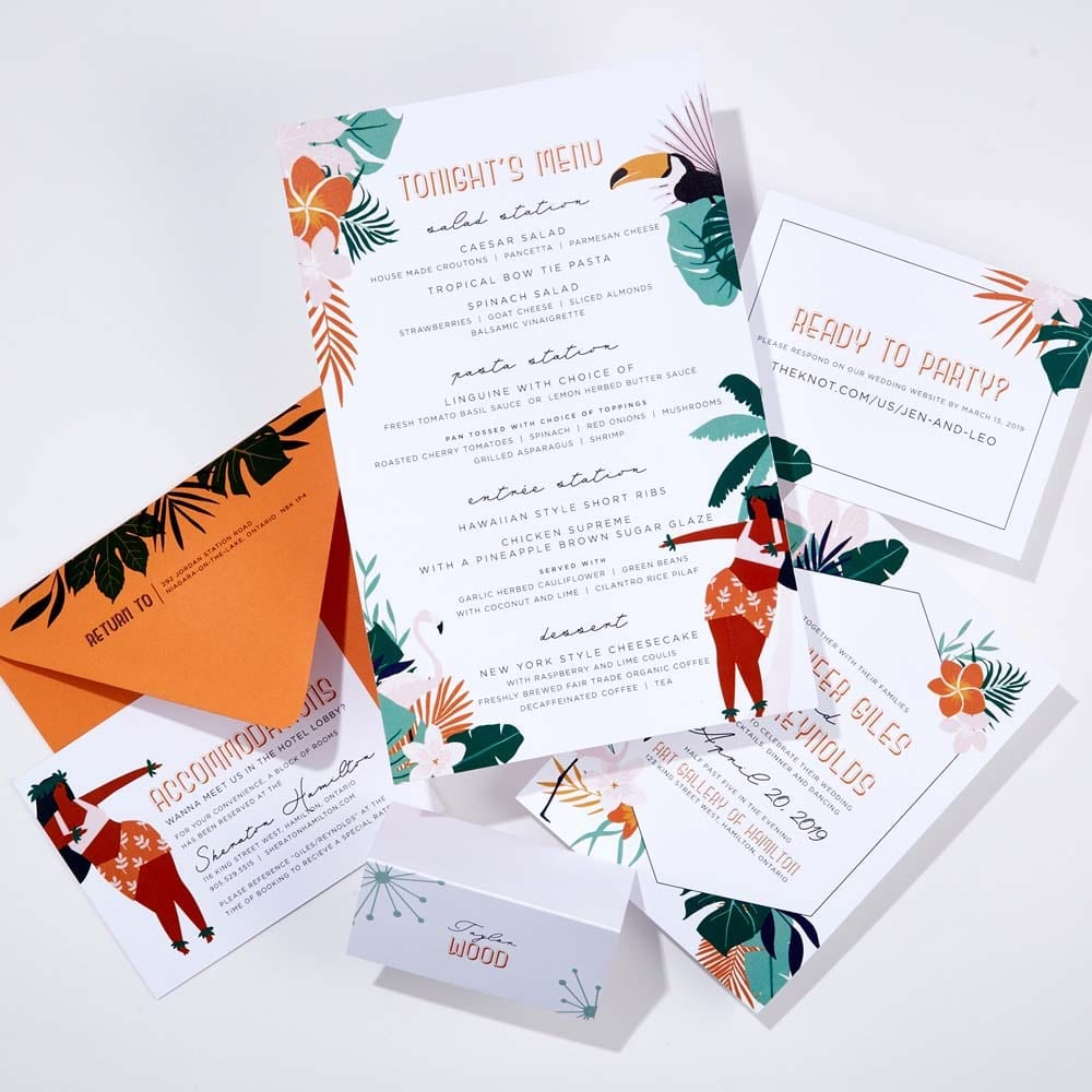 Tips For Working With Your Wedding Stationery Designer - Colourful Stationery