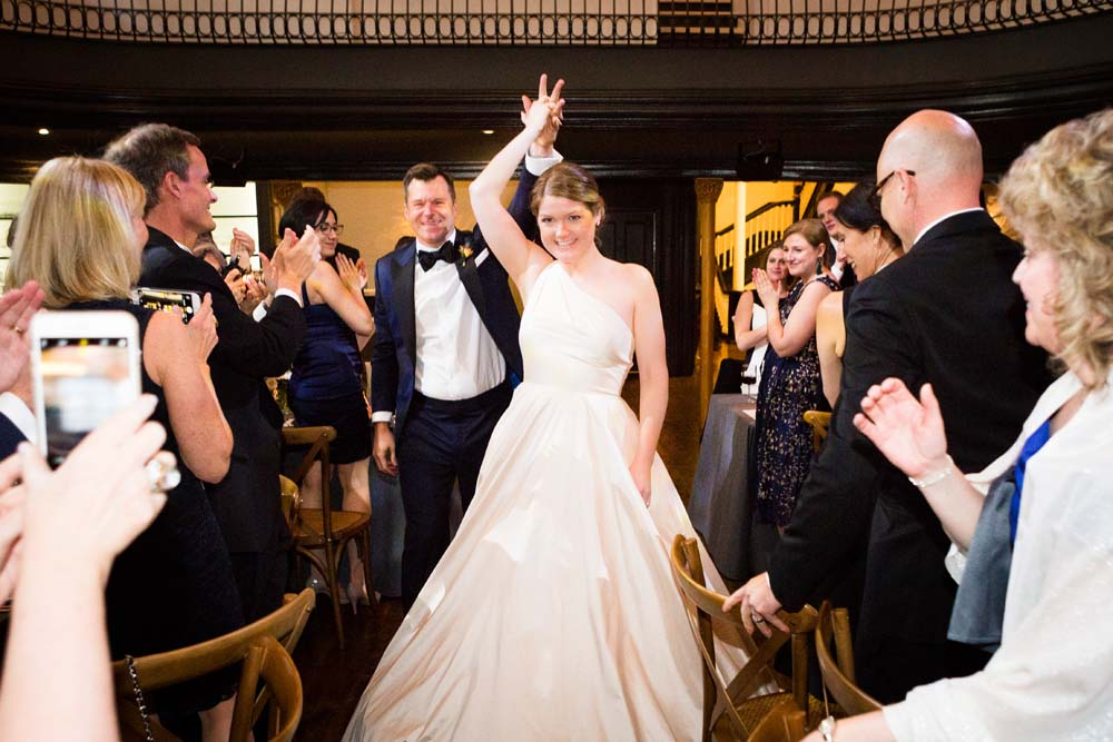 A Modern Wedding At The Great Hall In Toronto - dance