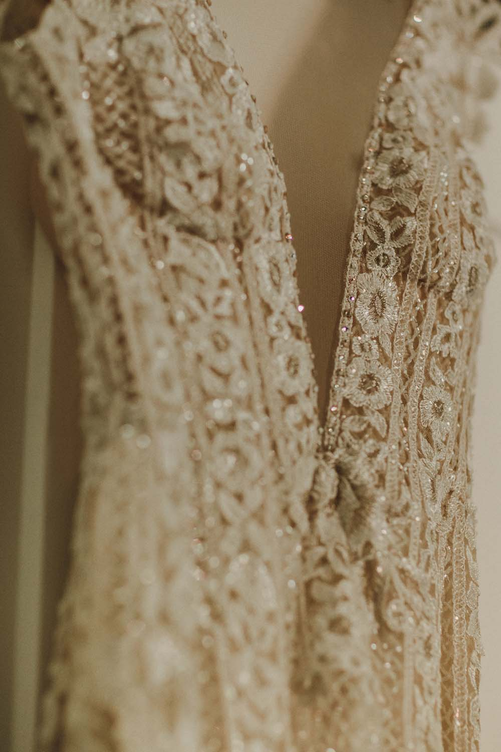 A Romantic and Ethereal Celebration in Fort Langley, BC - dress