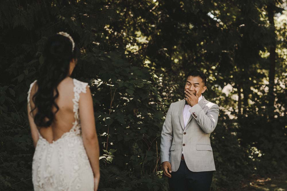 A Romantic and Ethereal Celebration in Fort Langley, BC - look