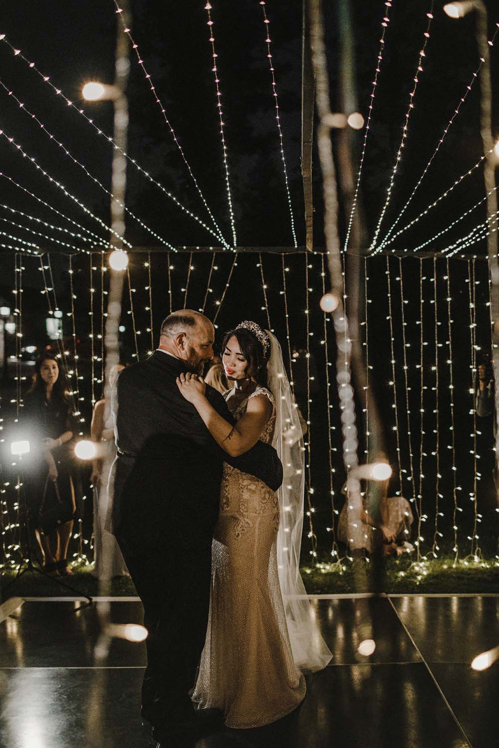 A Romantic and Ethereal Celebration in Fort Langley, BC - dance
