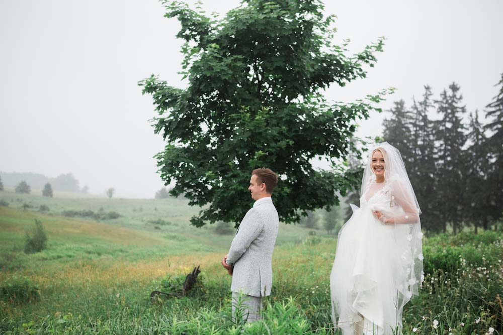 A Rustic Celebration at the Willibald Farm Distillery in Ayr, Ontario - First look