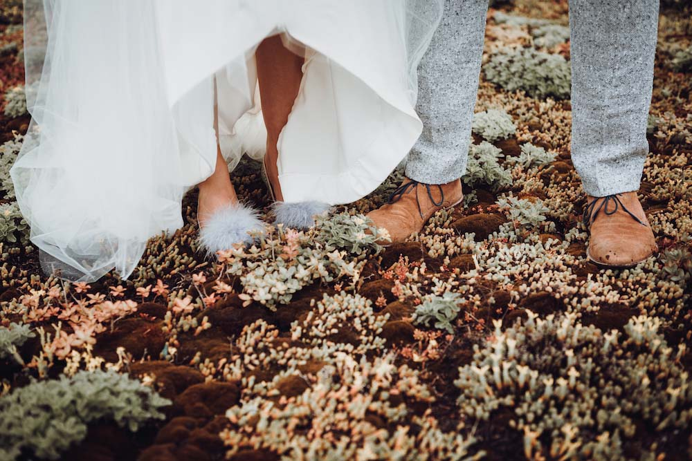 A Rustic Celebration at the Willibald Farm Distillery in Ayr, Ontario - Shoes