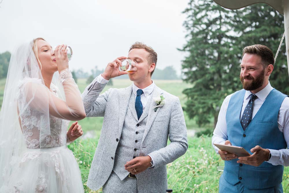 A Rustic Celebration at the Willibald Farm Distillery in Ayr, Ontario - Gin