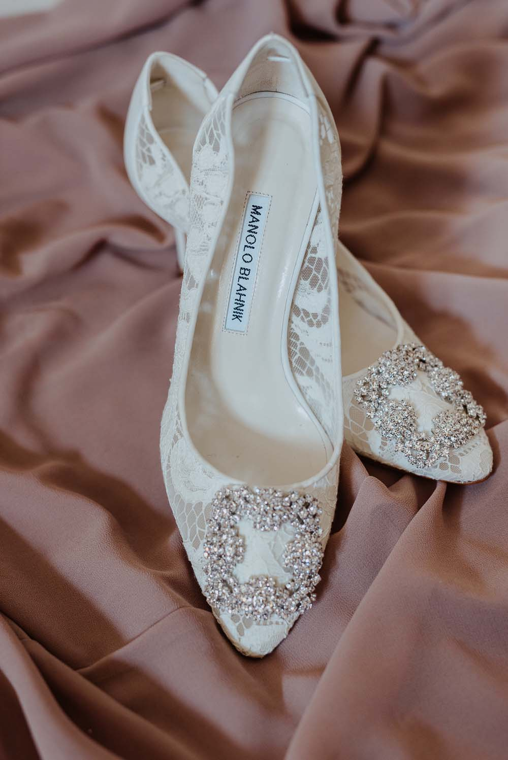 An Opulent Wedding At The Royal Conservatory Of Music - Shoes