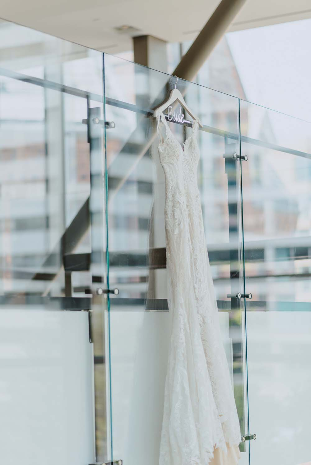 An Opulent Wedding At The Royal Conservatory Of Music - Gown