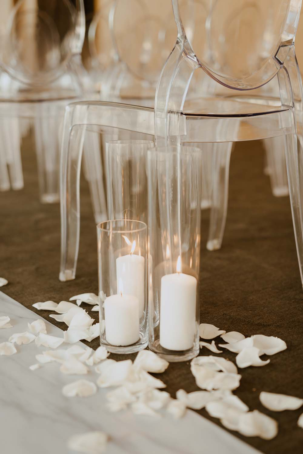 An Opulent Wedding At The Royal Conservatory Of Music - candle